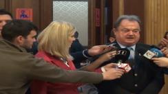 Declarațiile lui Vasile Blaga după ședința Colegiului Director al PDL din 3 martie 2014