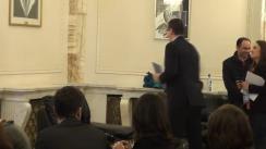 Prezentarea Guvernului Ponta III