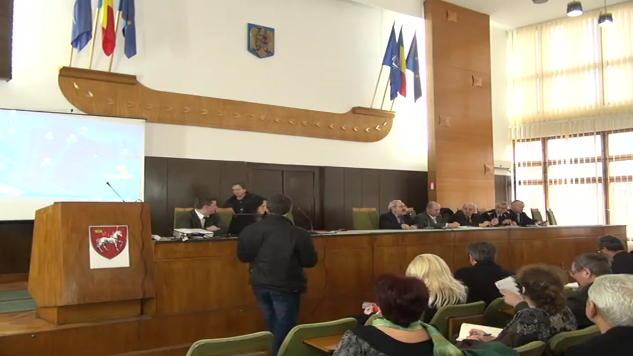 Întâlnirea cu reprezentanții tuturor unităților administrativ teritoriale din Județul Iași