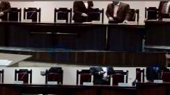 Ședința Comisiei Electorale Centrale