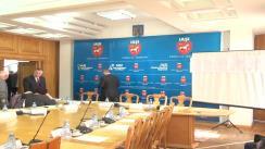 Ședința extraordinară a Consiliului Județean Iași din 11 martie 2014