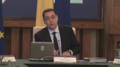 Ședința Guvernului României din 12 martie 2014 (imagini protocolare)