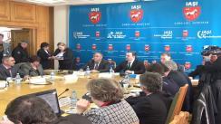 Ședința extraordinară a Consiliului Județean Iași din 14 martie 2014