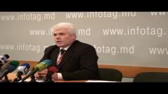 Profesorul Ion Mereuță - Dosarul nr. 1175, dat dispărut în urma evenimentelor din aprilie 2009, a fost recuperat