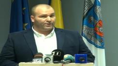 Briefing susținut de coordonatorul ASPA, Răzvan Băncescu