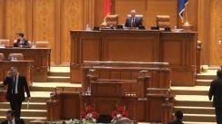 Ședința în plen a Camerei Deputaților României din 24 martie 2014