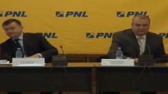 """Dezbatere organizată de grupul parlamentar al PNL cu tema """"De ce nu este necesară o lege a amnistiei și grațierii"""""""