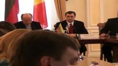 Forumul de Afaceri Moldo - Lituanian. Discursul prim-miniștrilor