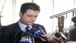 Declarațiile lui Cristi Stanciu, președintele fracțiunii PSD din Consiliul Județean Iași