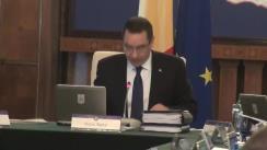 Ședința Guvernului României din 2 aprilie 2014 (imagini protocolare)