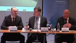 Întrevederea președintelui PNL, Crin Antonescu, cu președinții raioanelor din Republica Moldova (imagini protocolare)