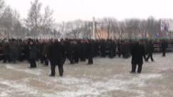 Traian Băsescu la Cahul