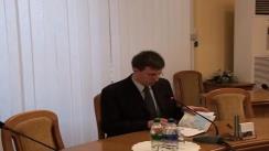 Ședința operativă săptămînală a primăriei din 1 februarie 2010