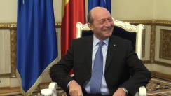 Alb&Negru pe UNIMEDIA cu Traian Băsescu