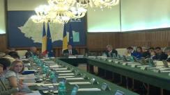 Ședința Guvernului României din 30 aprilie 2014 (imagini protocolare)