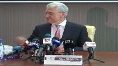 """Conferință de presă susținută de președintele Autorității de Supraveghere Financiară, cu tema """"Prioritățile ASF"""""""