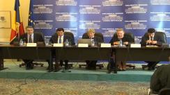 Conferință de presă privind proiectul COST care vizează recunoașterea cancerului de piele ca efect al expunerii la radiații solare