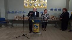 """Lansarea de către filiala PNL Sector 2 a proiectului """"Cărți din suflet pentru satele din Republica Moldova"""""""