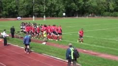 Meciul de Rugby între U Cluj și CSA Steaua București