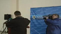 Vicepremierul Iurie Leanca, ministru al Afacerilor Externe si Integrarii Europene - Subiecte de actualitate ale politicii externe moldovenesti