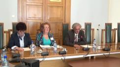 Conferință de presă privind Săptămâna Internațională de Nursing organizată de UMF Iași