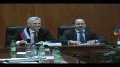 Ministerul Economiei susține un briefing privind rezultatele sedintei comisiei mixte integruvernamentale moldo-ruse