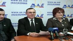 MAE - Aderarea la MAE a cinci consilieri raionali din Strășeni