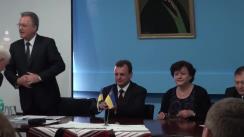 Conferință de presă susținută de Ambasada Ucrainei la București privind tătarii din Crimeea