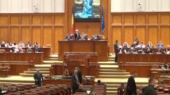 Ședința în plen a Camerei Deputaților din 27 mai 2014
