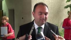 Declarațiile lui Cristian Adomniței, președintele consiliului județean Iași