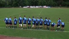 Meciul de Rugby între U Cluj și CSM București