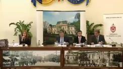Ședința Consiliului Local Iași din 31 mai 2014