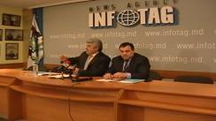 Mihai Petrache și Anatol Plugaru - Criza politică și revizuirea constituției