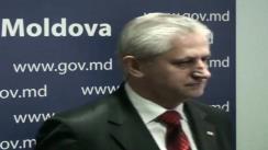 Declarația Ministrului Agriculturii și Industriei Alimentare, Valeriu Cosarciuc după Ședința Guvernului din 17 februarie 2010