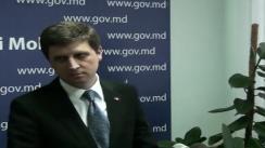 Declarația Ministrului de Stat, Victor Bodiu după Ședința Guvernului din 17 februarie 2010