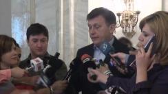 Declarațiile lui Crin Antonescu înainte de Biroul Politic Național al PNL din 2 iunie 2014