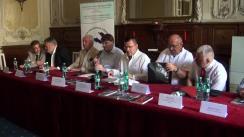 Dezbatere organizată de Fundația Universitară a Mării Negre despre prezentul și viitorul Republicii Moldova