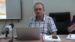 Conferință de presă organizată de Agenția Română de Asigurare a Calității în Învățământul Preuniversitar privind lansarea a două proiecte finanțate din Fondul Social European prin POSDRU