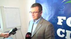 Declarațiile lui Mihai-Răzvan Ungureanu privind lansarea în campania pentru alegerile prezidențiale