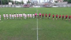 Meciul de Rugby între Dinamo București și RC Bârlad