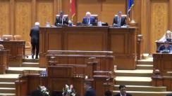 Ședința în plen a Camerei Deputaților din 11 iunie 2014