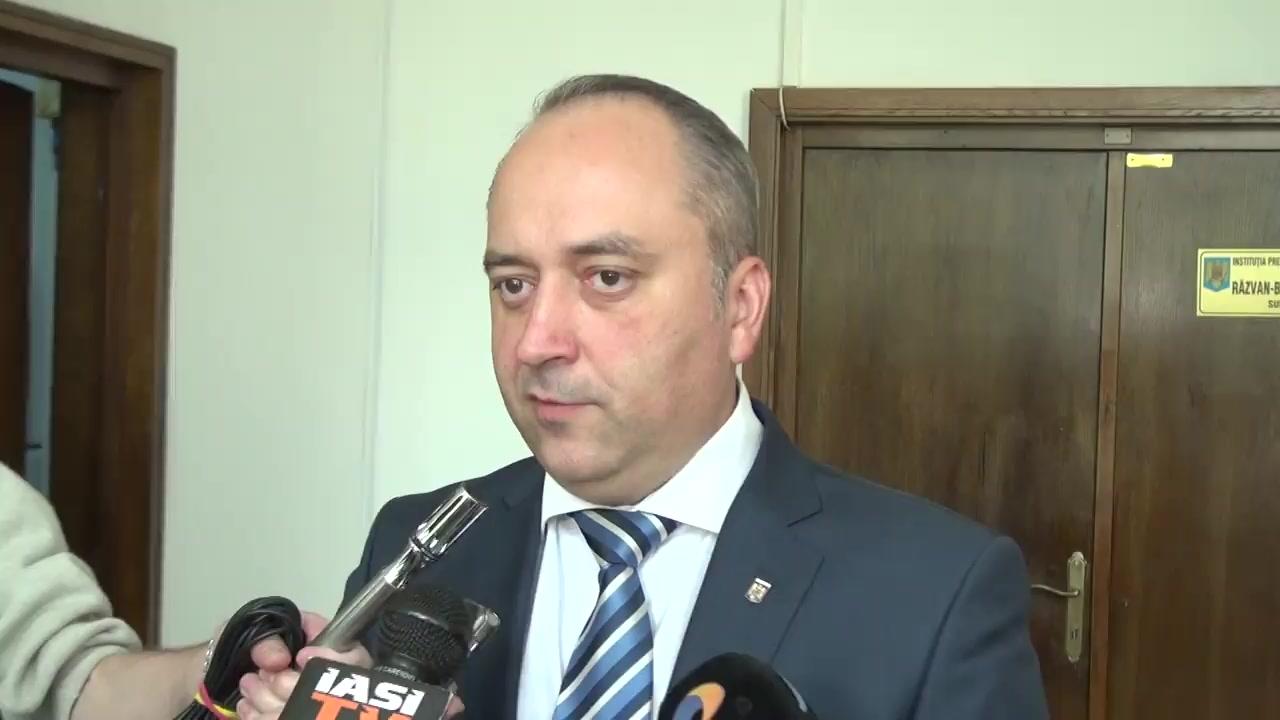 Declarațiile lui Bogdan Abalași, subprefectul județului Iași după întâlnirea cu Excelența Sa, Ambasador Extraordinar și Plenipotențiar al Statului Kuweit la București