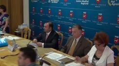 Ședința ordinară al Consiliului Județean Iași din 24 iunie 2014