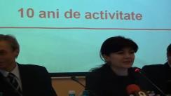 Silvia Radu, președintele executiv al RED Union Fenosa S.A. - 10 ani de activitate RED Union Fenosa în Moldova: bilanțuri și perspective