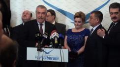 Lansarea Partidului Liberal Reformator