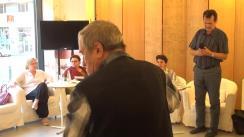 """Dezbaterea cu tema """"O nouă viziune asupra Europei"""", organizată în avanpremiera Festivalului """"Dilema Veche"""" de la Alba Iulia (22 – 24 august)"""