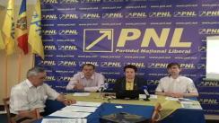 PNL - Atitudinea CEC față de solicitarea PNL privind desfășurarea alegerilor pentru Consiliul Municipal Bender/Tighina