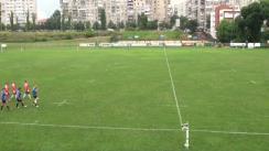 Meciul de rugby între CSM Olimpia București - Dinamo București