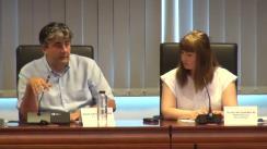 Ședința Consiliului General al municipiului București din 21 iulie 2014