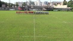 Meciul de rugby între Dinamo București - U Cluj